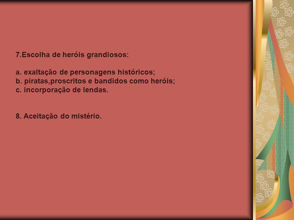 Romantismo no Brasil – Literatura: 1836 – Publica-se o livro de poemas Suspiros poéticos e saudades, de Gonçalves de Magalhães, considerado como nosso primeiro livro romântico.