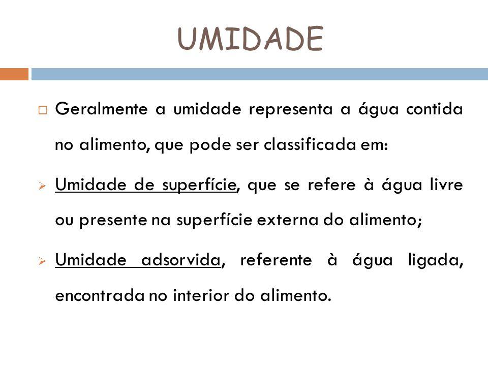 UMIDADE