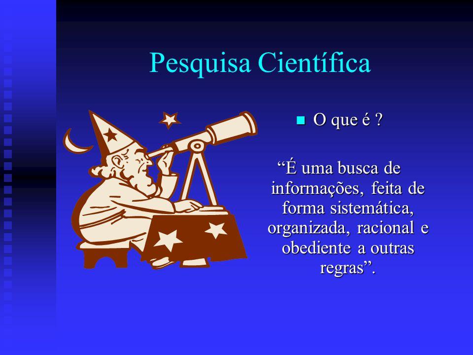 Distribuição dos Conteúdos 1º momento – A Pesquisa Científica – conceituação, caracterização da pesquisa e abordagens. A Pesquisa quantitativa. 1º mom