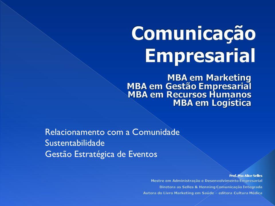 Entre as principais ações realizadas pelo Conselho Comunitário Consultivo estão: Curso de formação de gestores sociais.