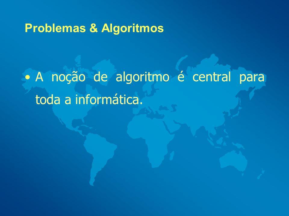 Construindo os Primeiros Algoritmos De forma genérica, a construção de um algoritmo se resume às seguintes etapas: a)Entendimento do problema; b)Elaboração da solução algorítmica; e c)Codificação da solução no Português estruturado;