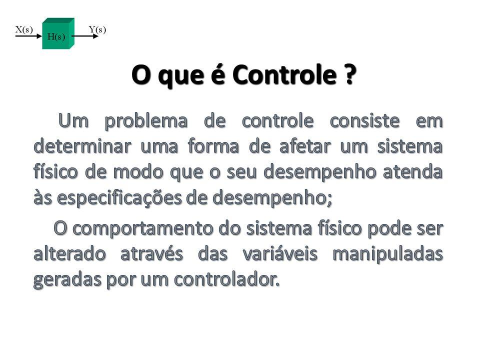 O que é Controle ?