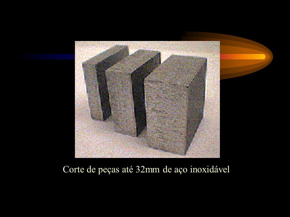 Aços de 20mm, 25mm, 32mm e 40mm
