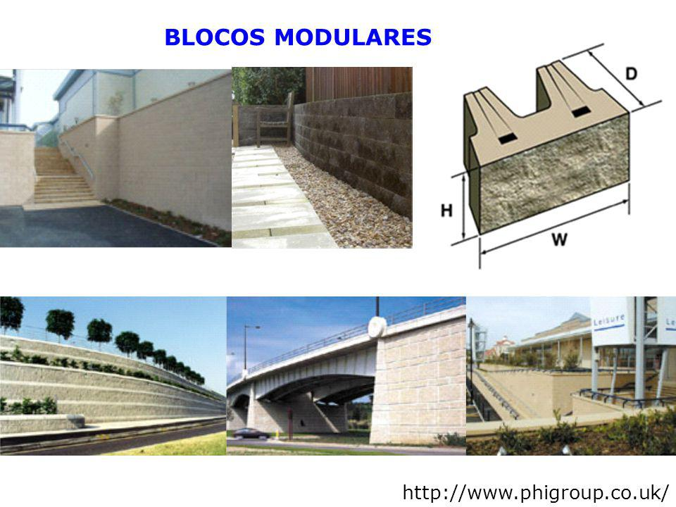 http://www.phigroup.co.uk/ BLOCOS MODULARES