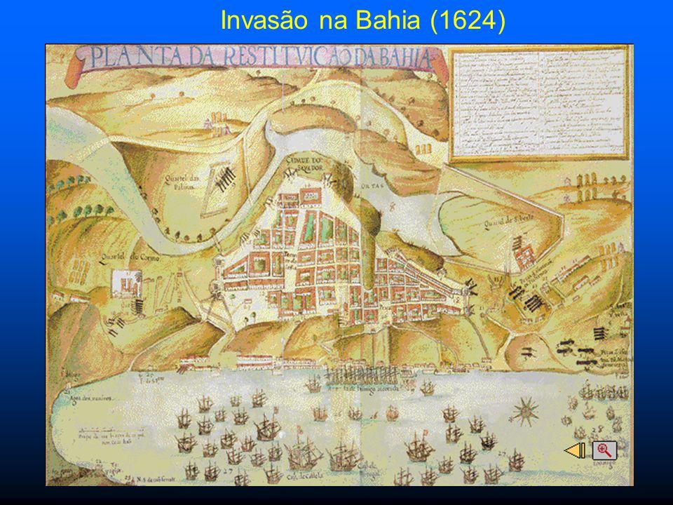 Invasão na Bahia (1624)