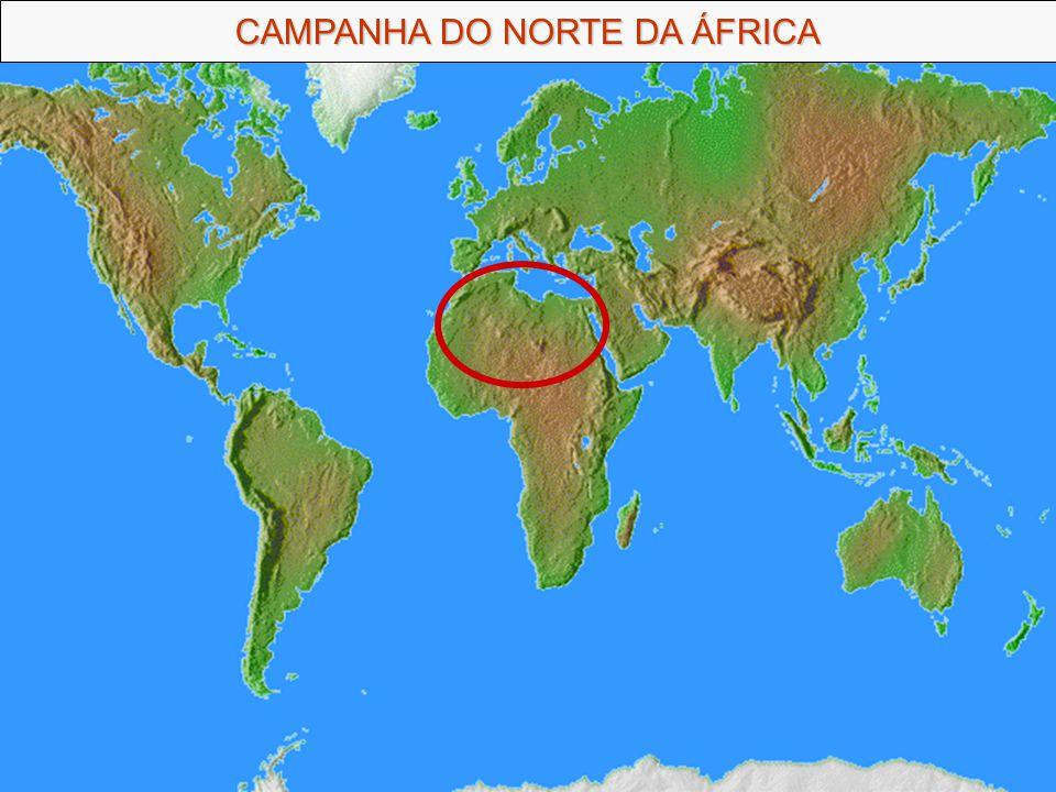 CAMPANHA DO NORTE DA ÁFRICA