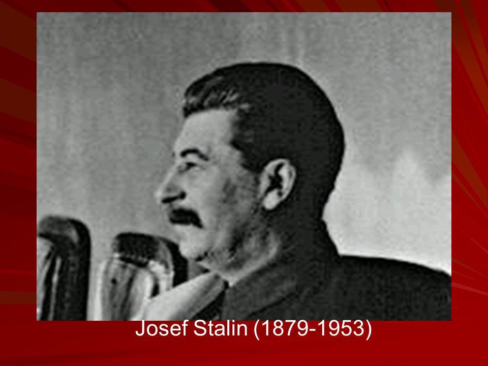 Josef Stalin (1879-1953)