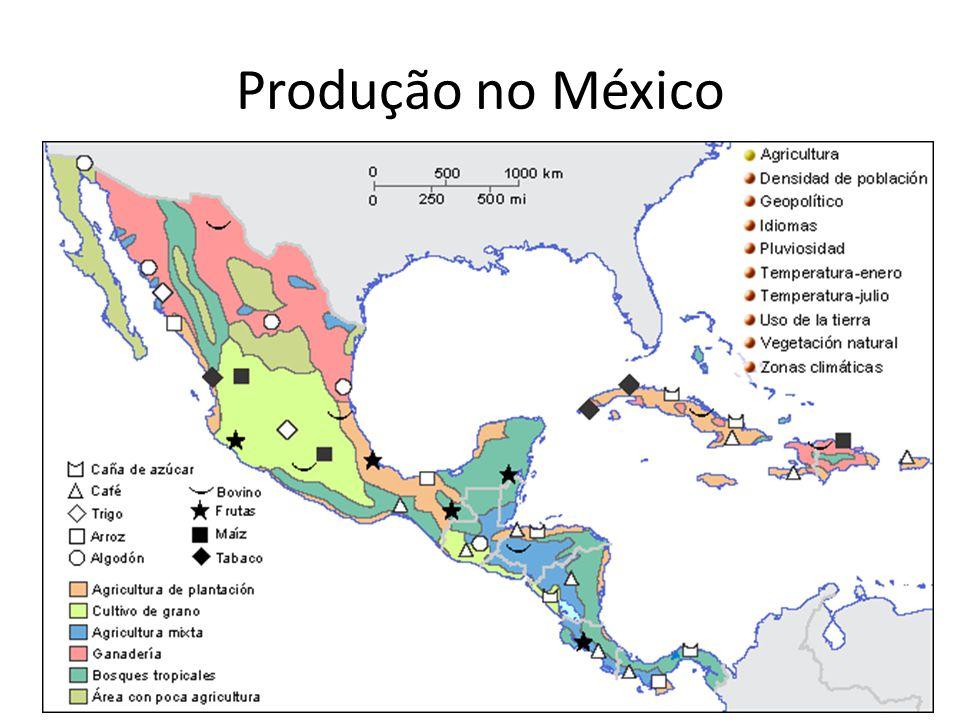 Produção no México