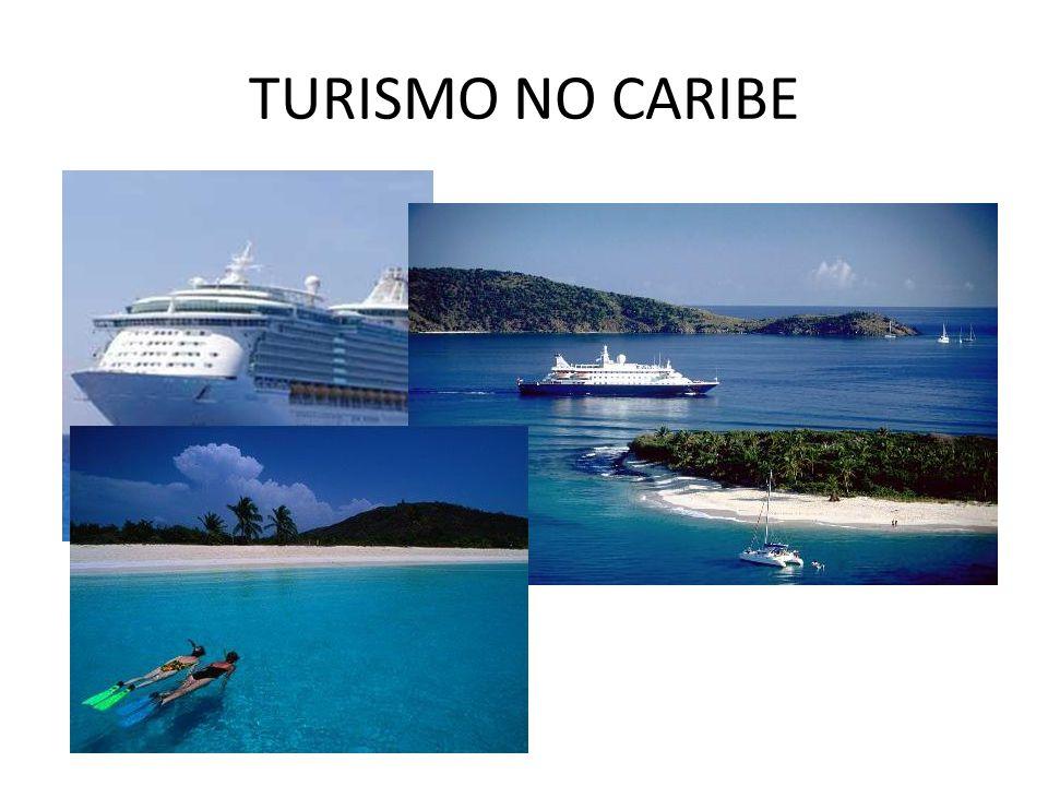 TURISMO NO CARIBE