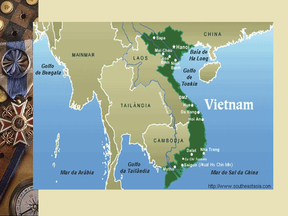 Guerra do Vietnã (1959-75)
