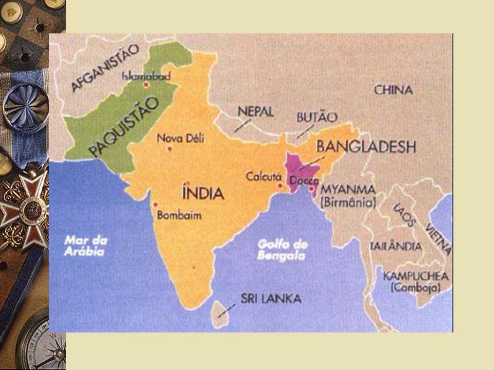 A Questão da Caxemira Com a aproximação da data da independência, as minorias hindus e muçulmanas instaladas em território adverso procuraram alcançar a segurança dos futuros Índia e Paquistão.