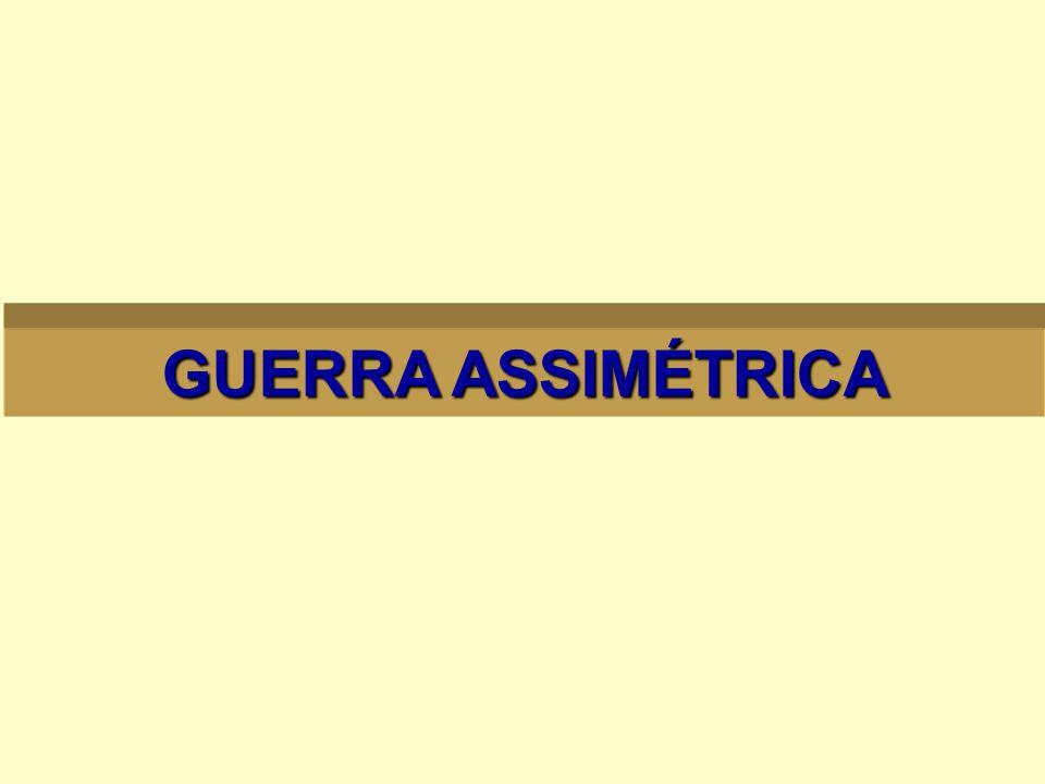 GUERRA ASSIMÉTRICA