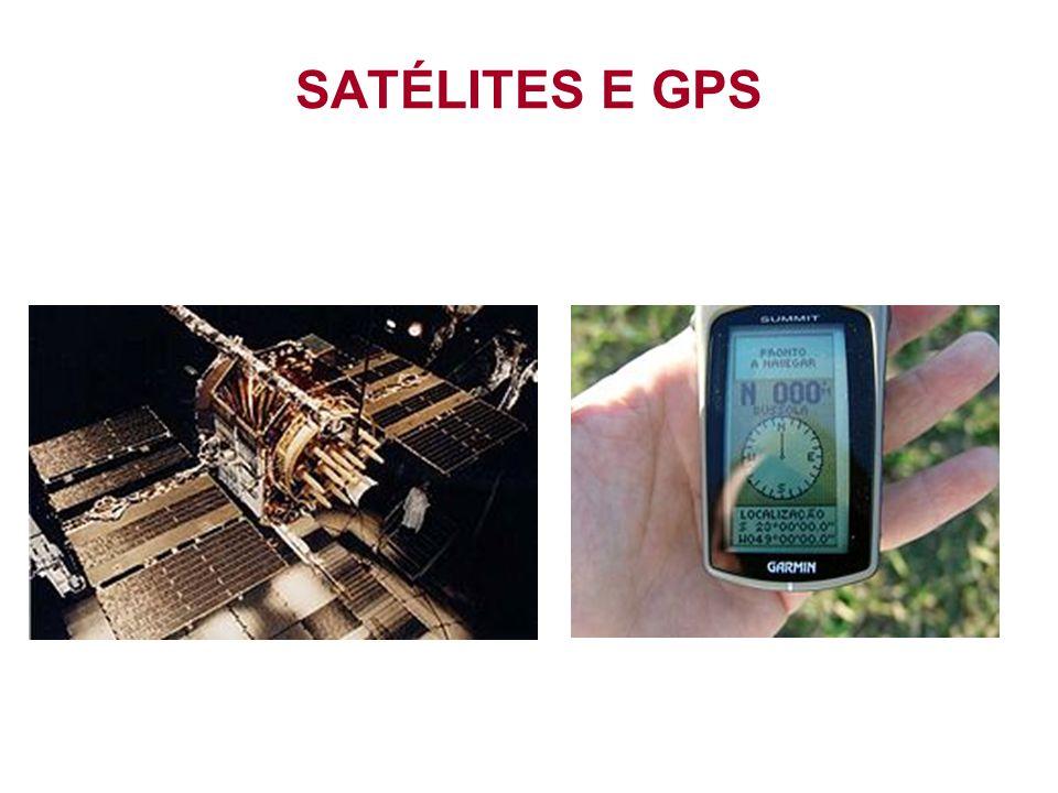SATÉLITES E GPS