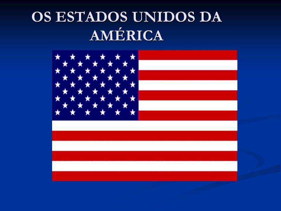 OS ESTADOS UNIDOS DA AMÉRICA