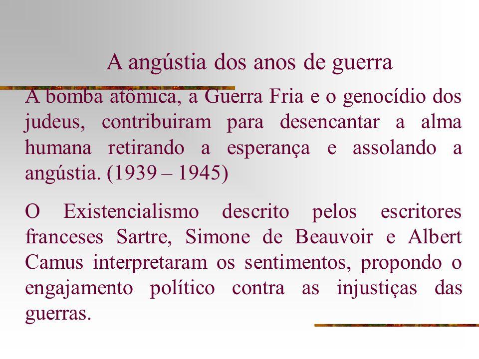 Fenomenologia, cap.25 livro pág. 321 Século XX.