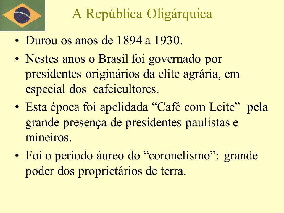 Questão de Palma (1895) Desde a época colonial havia um litígio entre Brasil e Argentina, nos atuais estados de SC e PR.