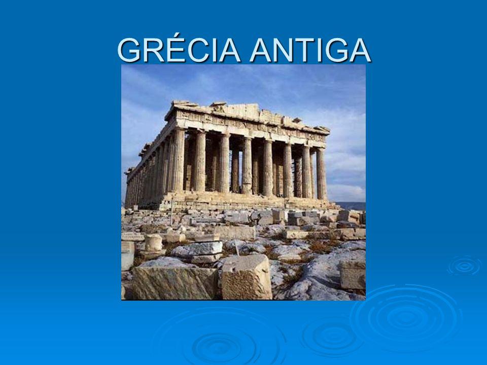 PERÍODO CLÁSSICO Vitória grega sobre os persas nas Guerras Médicas, destaque para a liderança de Atenas e grande desenvolvimento da cultura grega.