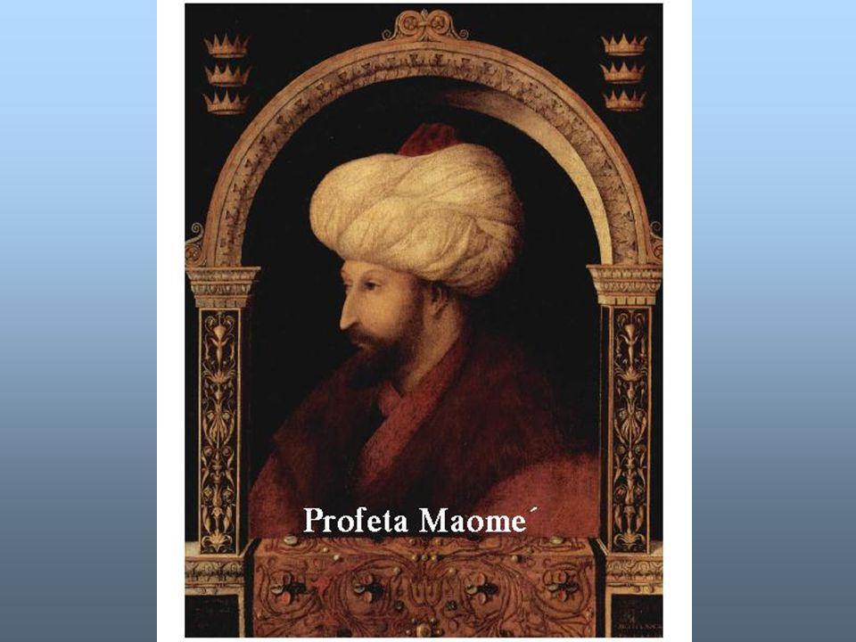 Mil e Uma Noites Pregação monoteísta de Maomé Pregação monoteísta de Maomé Meca e Medina Meca e Medina Jihad = esforço, difusão da religião islâmica.