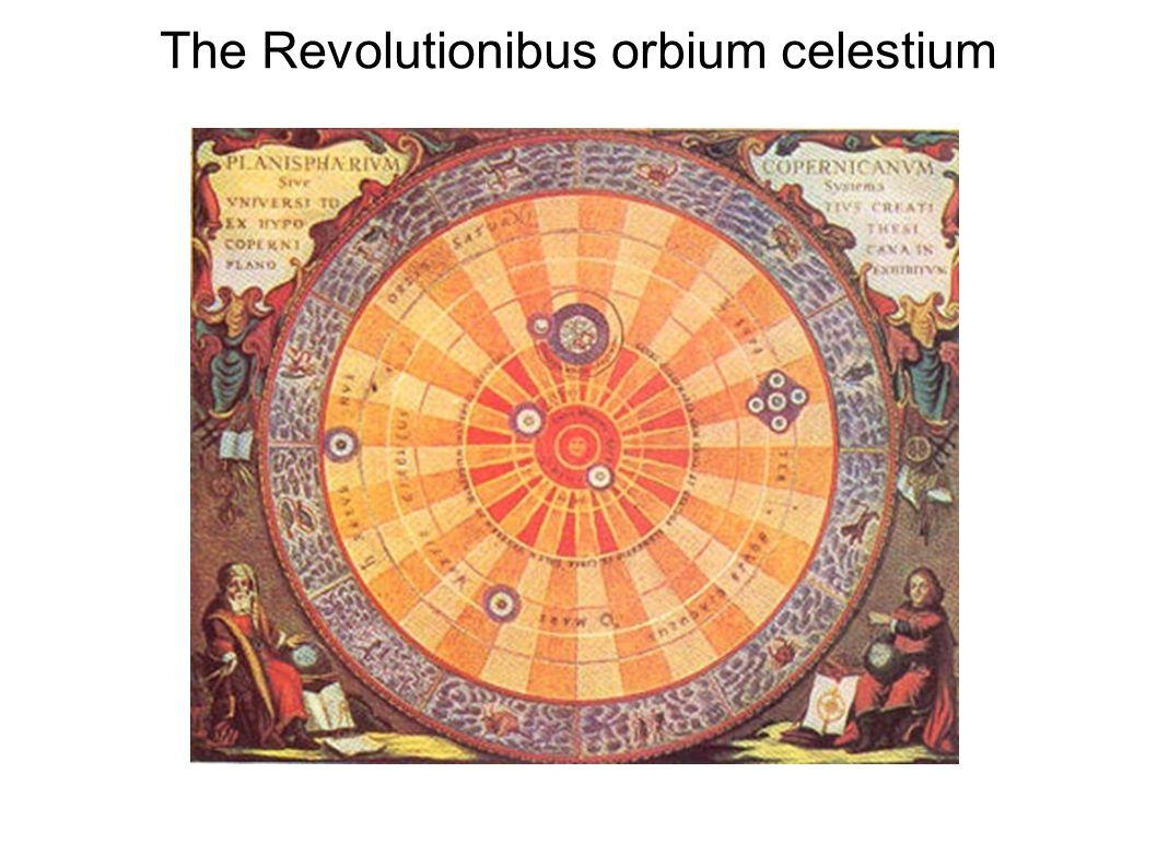 The Revolutionibus orbium celestium