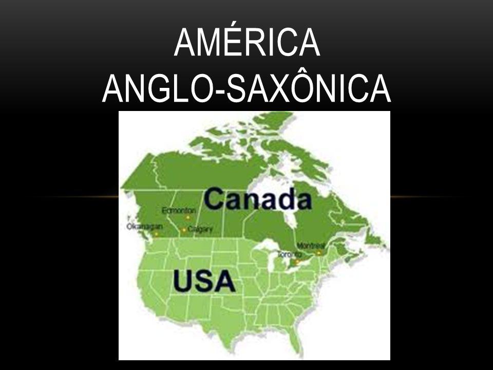 No que se refere à extensão, merecem destaque na América Desenvolvida, além do rio São Lourenço - Canadá, o Mississipi, o Missouri, o Mackenzie, o Hudson (que passa pela cidade de Nova Iorque), entre outros.