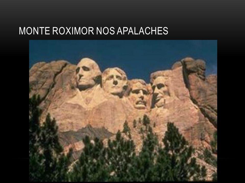 MONTE ROXIMOR NOS APALACHES