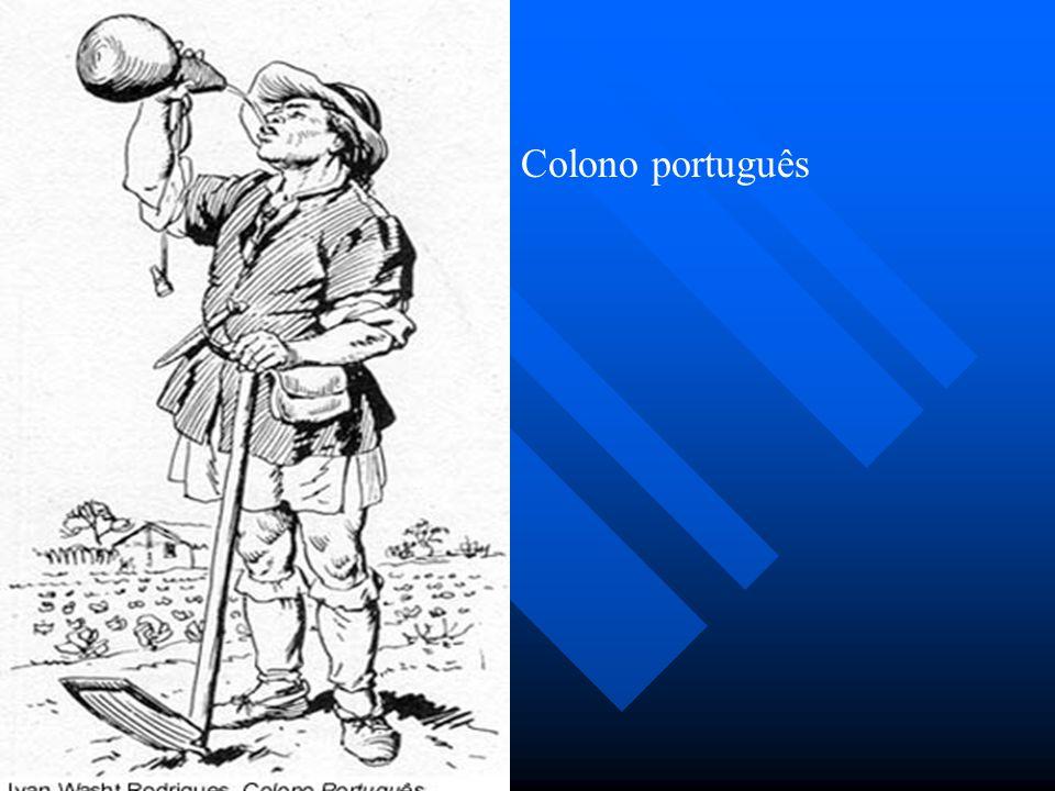 Colono português