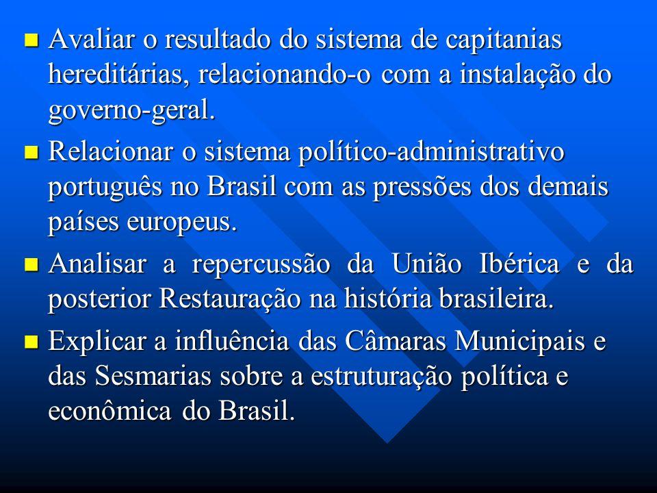O Período Pré-colonial(1500 – 1530) Após o descobrimento do Brasil, durante os primeiros 30 anos não houve uma ocupação efetiva do território.