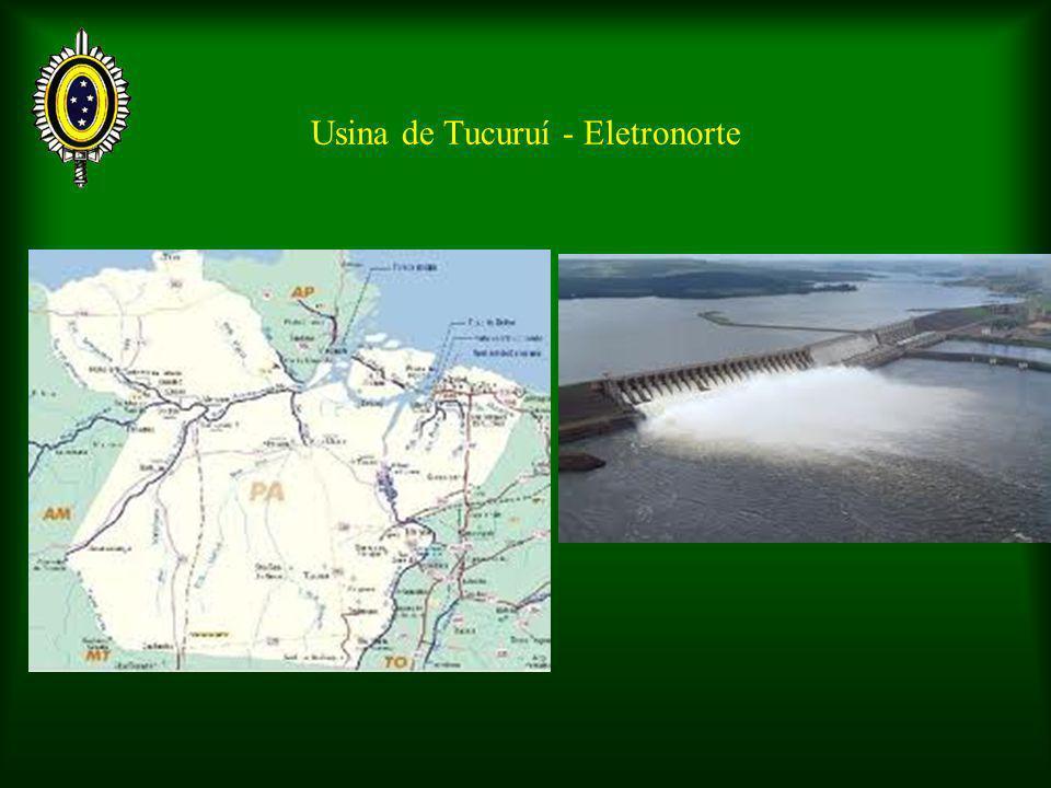 Usina de Tucuruí - Eletronorte