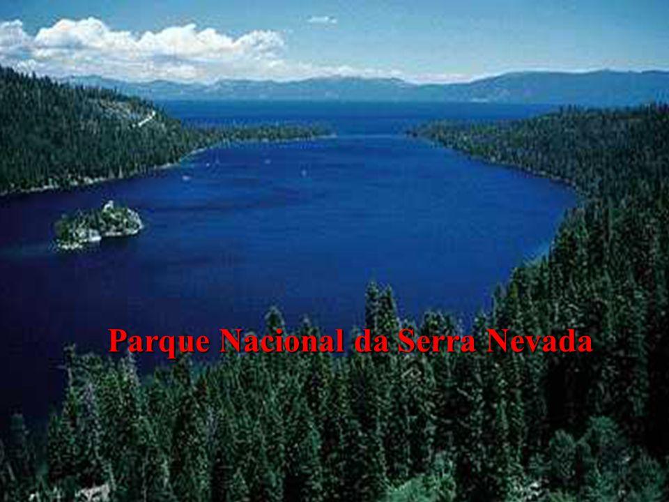 Parque Nacional da Serra Nevada