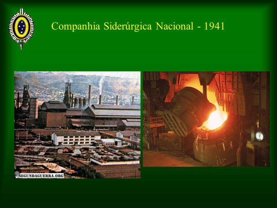 Companhia Siderúrgica Nacional - 1941