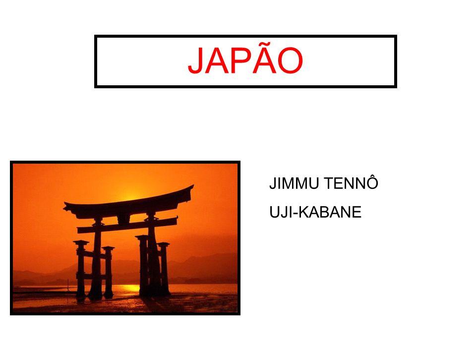 JAPÃO JIMMU TENNÔ UJI-KABANE