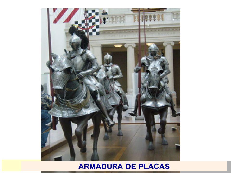 ARMADURA DE PLACAS