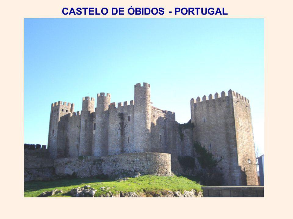 CASTELO DE ÓBIDOS - PORTUGAL