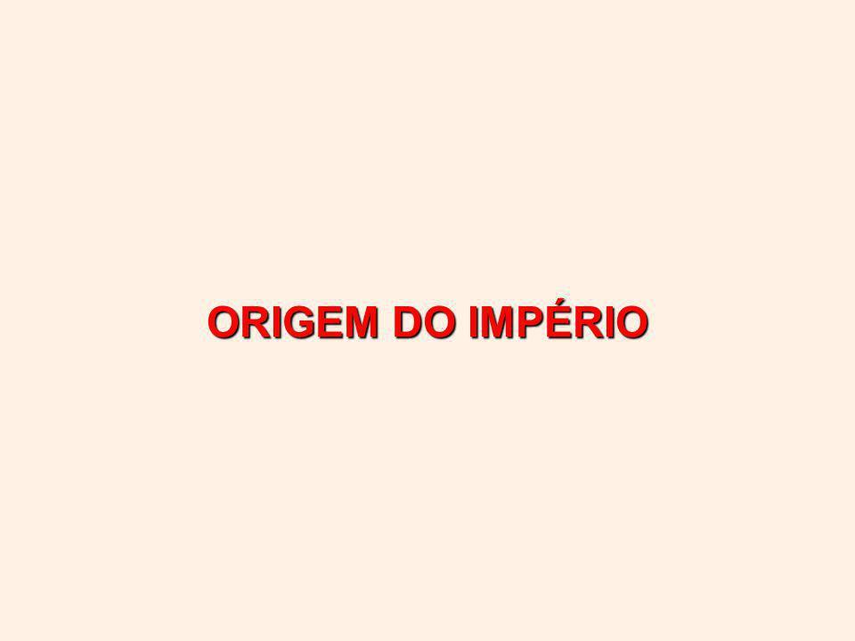ORIGEM DO IMPÉRIO