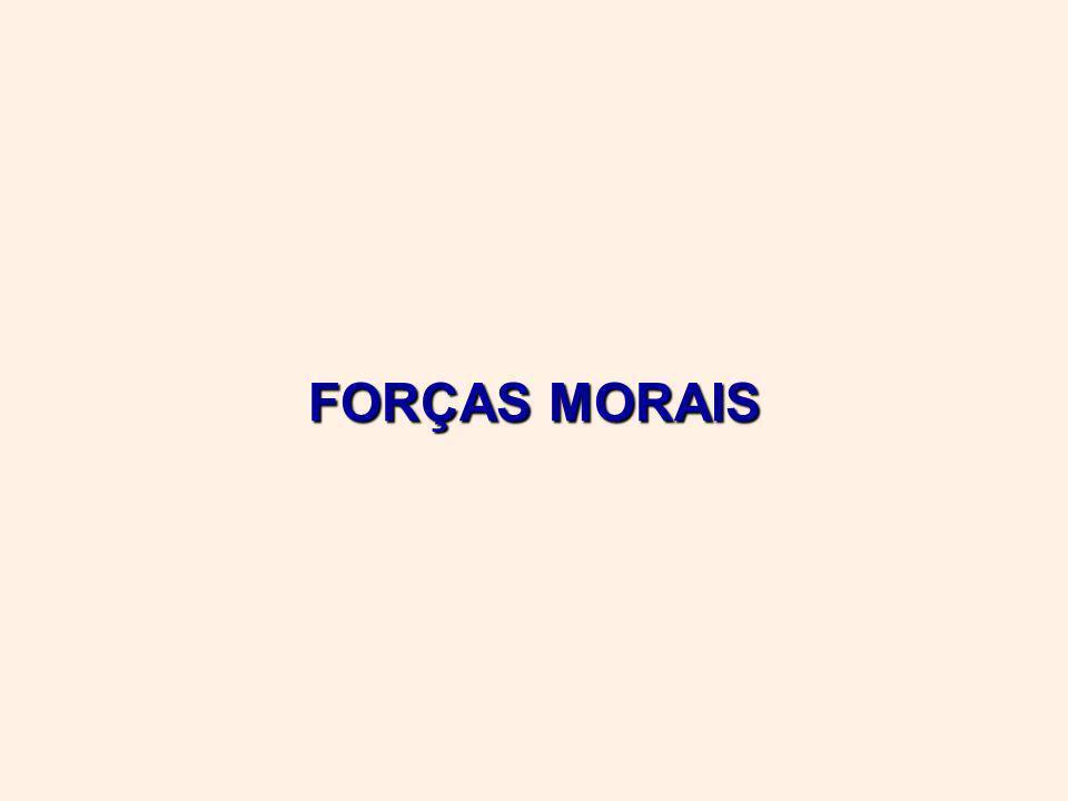 FORÇAS MORAIS