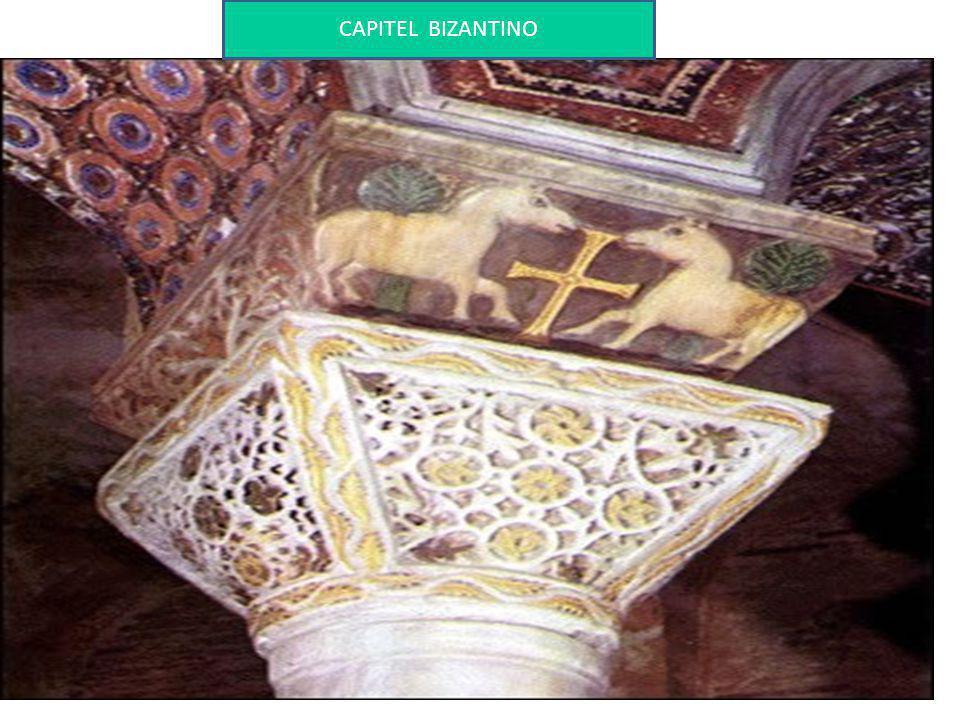 CAPITEL BIZANTINO