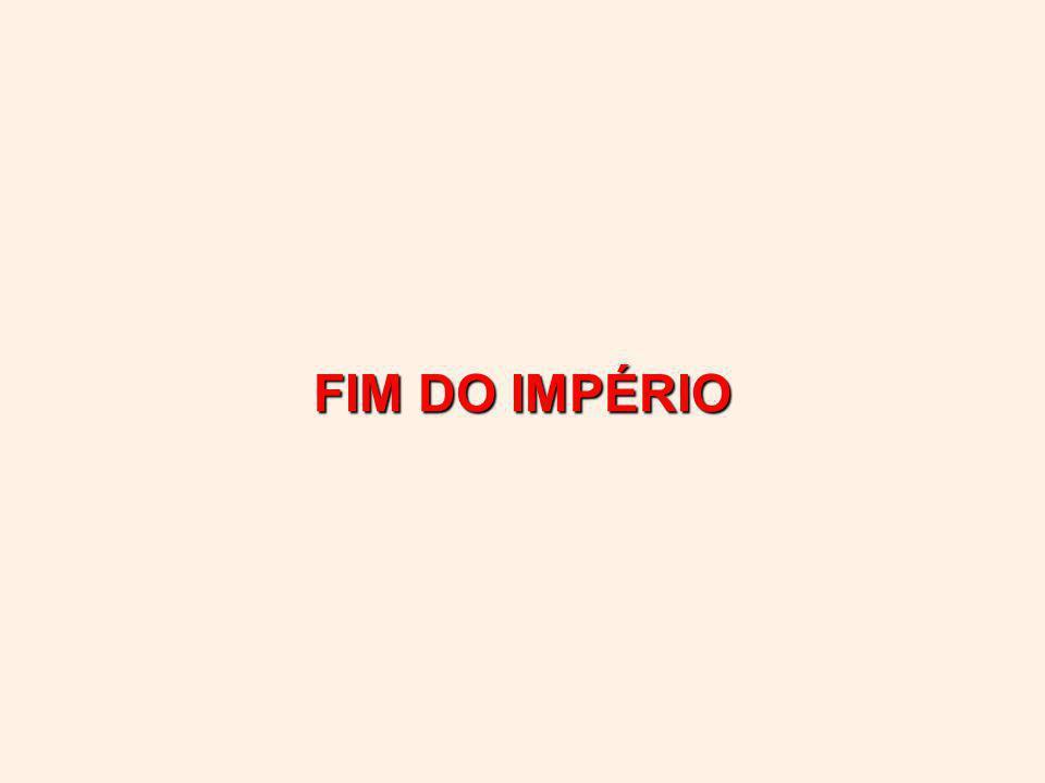 FIM DO IMPÉRIO