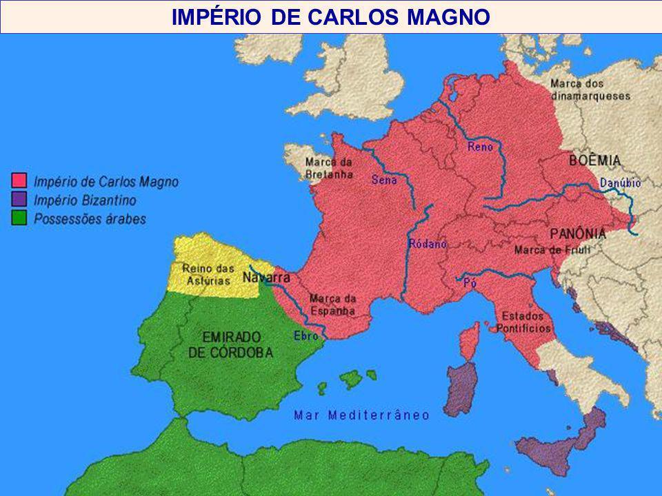 IMPÉRIO DE CARLOS MAGNO