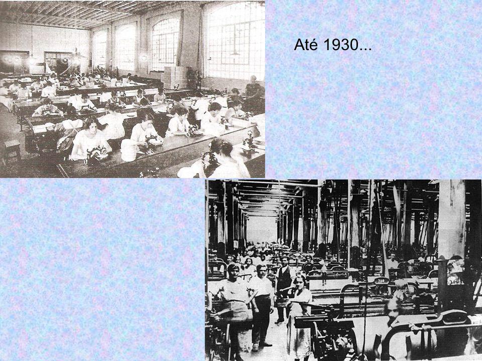 Até 1930...