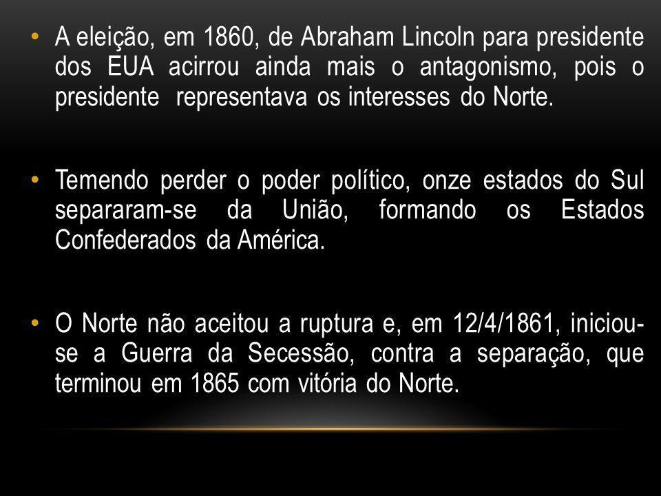 DOUTRINA MONROE Sintetizada na frase A América para os Americanos, a Doutrina Monroe era um conjunto de princípios de política externa formulado pelo presidente James Monroe.