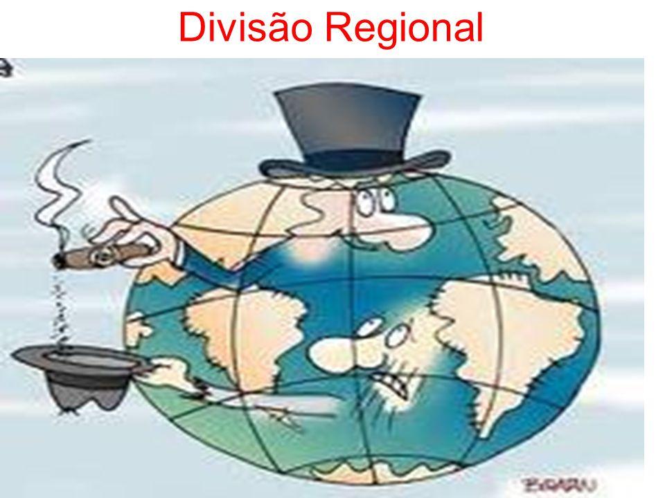 Divisão Regional