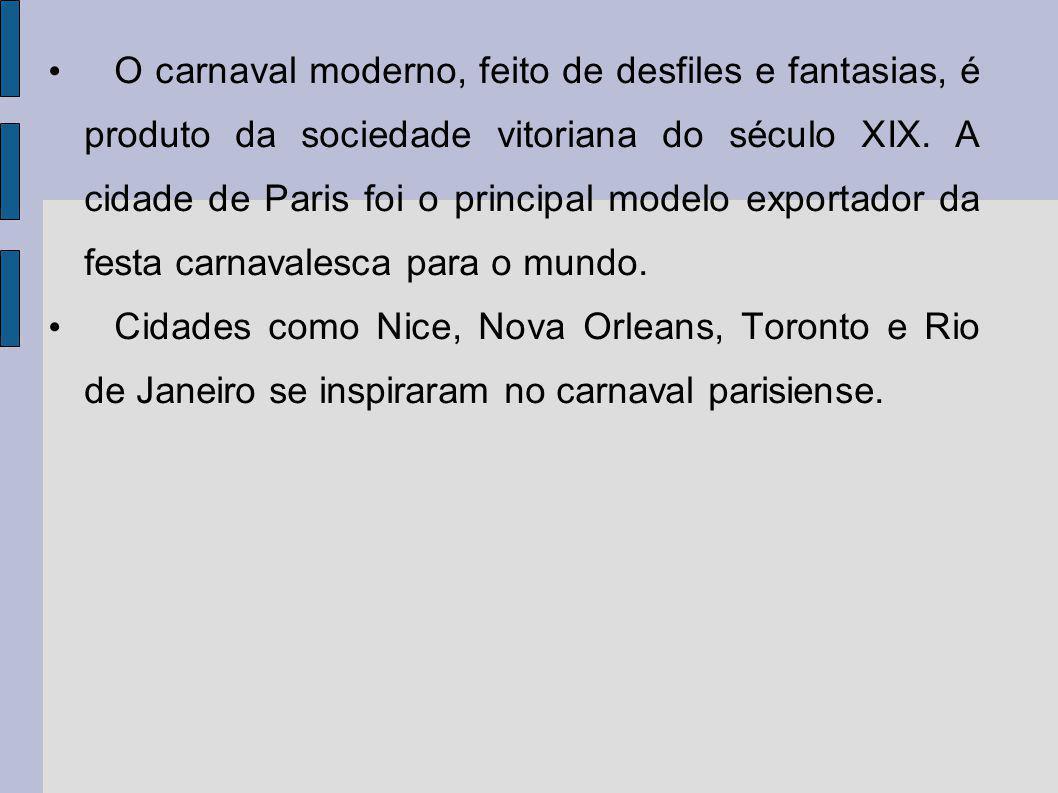 Carnaval de Veneza Carnaval nos EUA de inspiração francesa