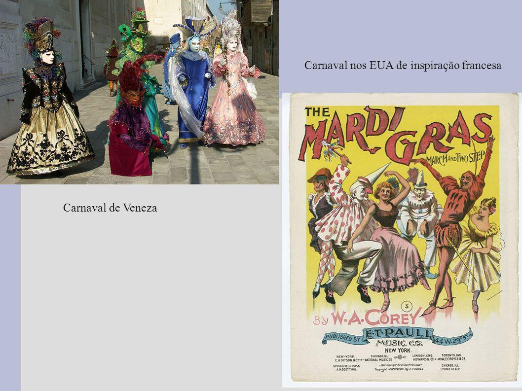 O Entrudo O trio elétrico de Dodô e Osmar Mascaras do carnaval de Veneza