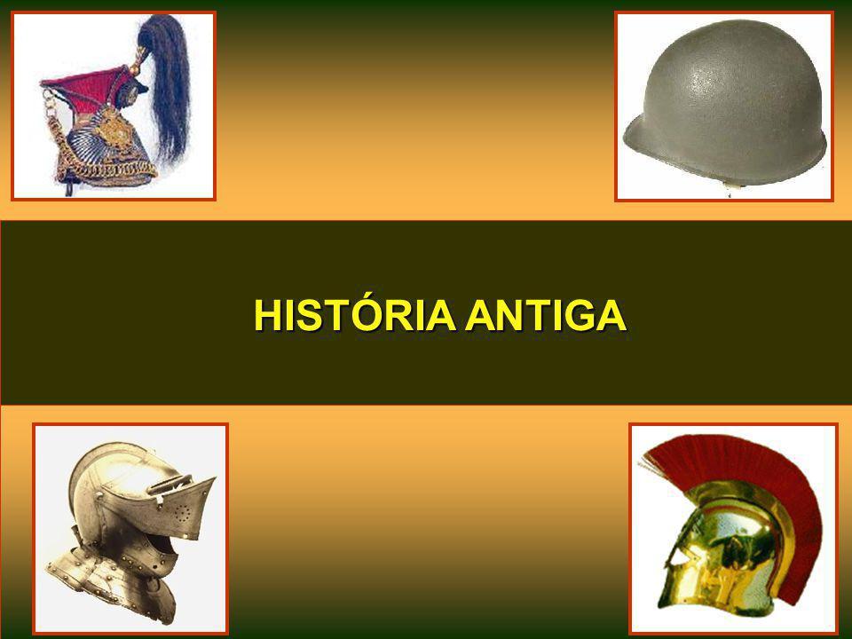 HISTÓRIA ANTIGA HISTÓRIA ANTIGA