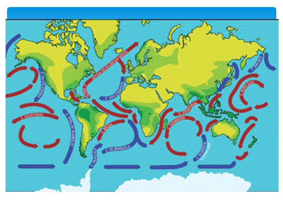 O continente Europeu apresenta uma extensa rede hidrográfica.