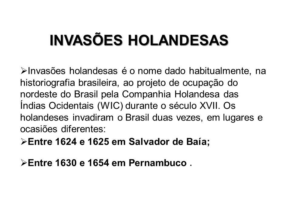DOMINGOS CALABAR Domingos Fernandes Calabar teve seu nome associado à ideia de traição Em 22 de abril de 1632, Calabar se aliou aos holandeses.