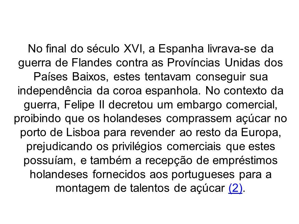 O GOVERNO DE NASSAU Vencida a resistência portuguesa, com o auxilio de Calabar, a WIC nomeia em 1636 o conde Juan Mauricio de Nassau-Siegen para administrar a conquista.