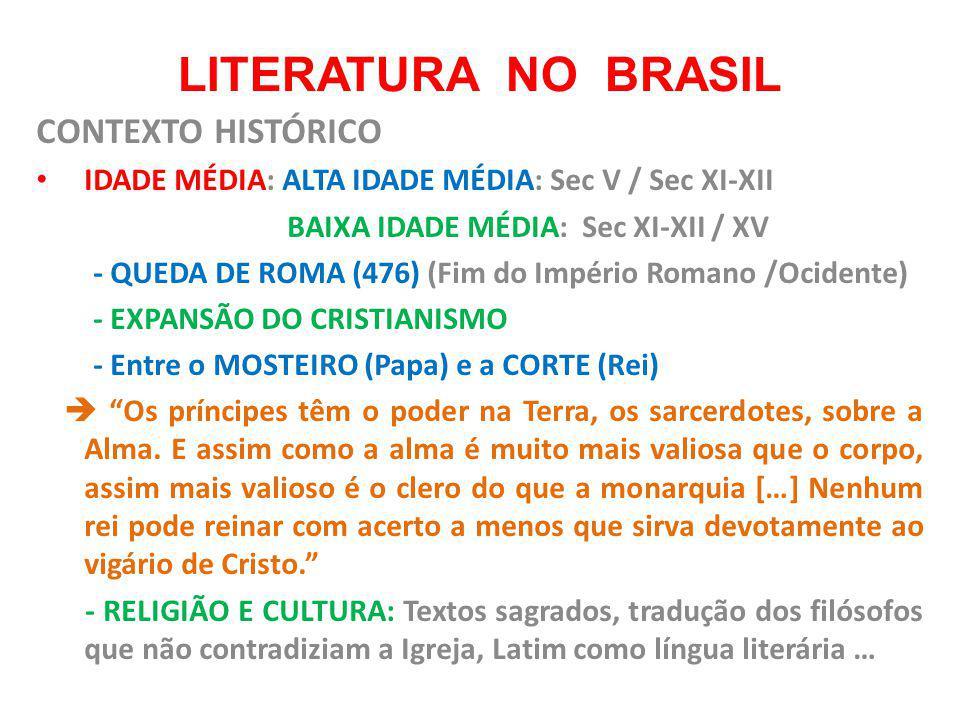 A ERA MEDIEVAL ERA CLÁSSICA 1a.ÉPOCA (Séc XII a XIV) 2a.