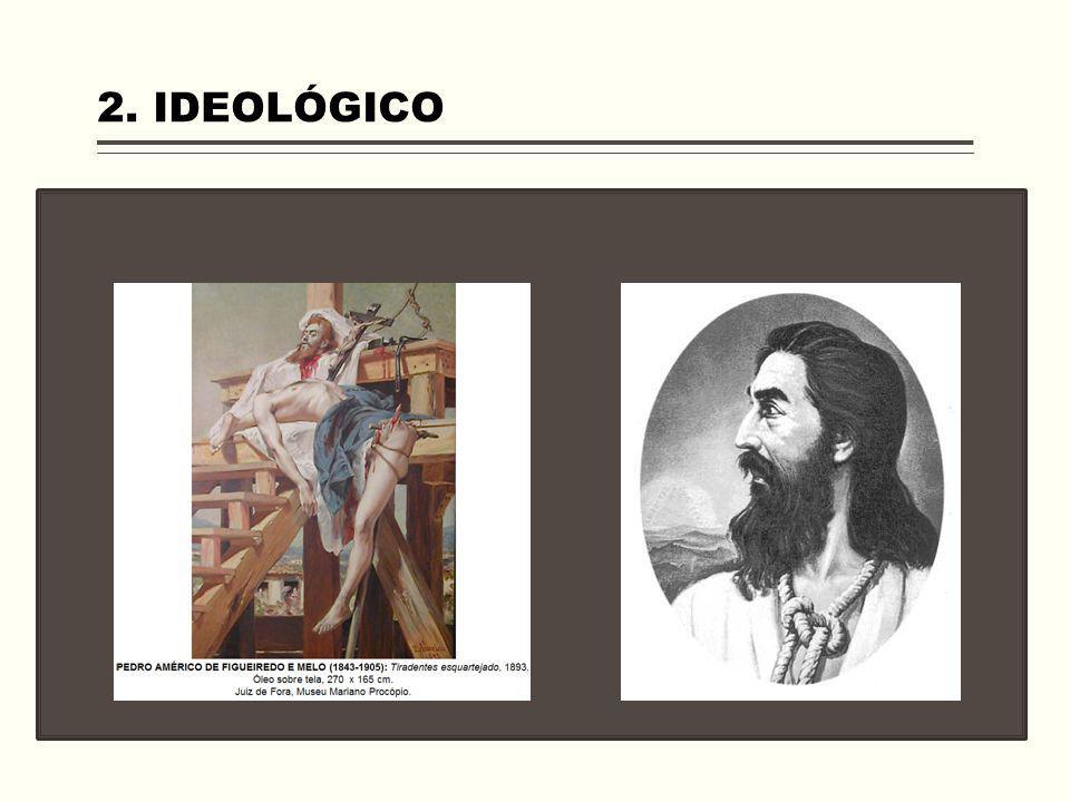 2. IDEOLÓGICO -Baseia-se nas ideias do poder dominante. -Formadores de ideias => produzem o consenso, isto é, ideias que mantenham as estruturas intac