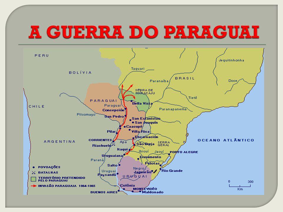 CONSEQUÊNCIAS PARA O BRASIL Aumento da dívida externa Fortalecimento do Exército Brasileiro